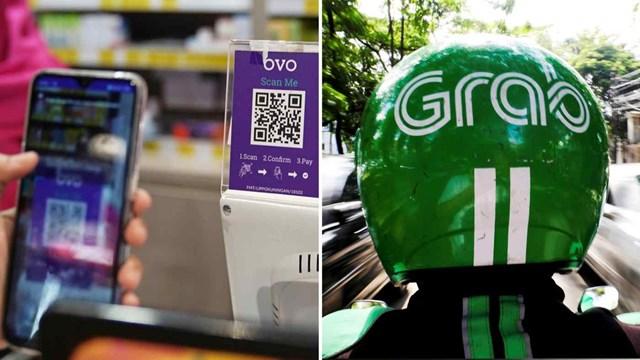 Grab bắt đầu lấn sâu vào thị trường công nghệ tài chính với OVO là bước khởi đầu. Ảnh: Reuters