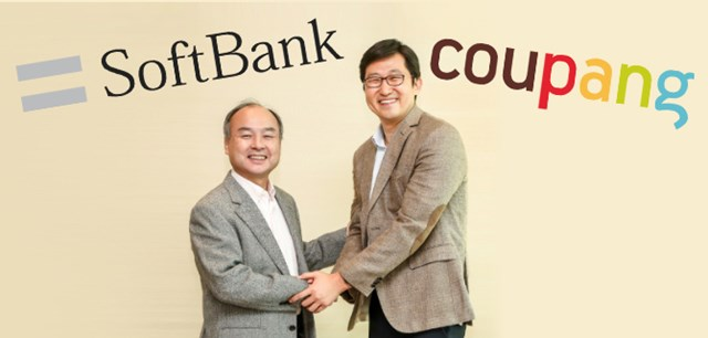 Coupang - công ty thương mại điện tử Hàn Quốc được quỹ Vision 2 đầu tư hiện được định giá hơn 100 tỷ USD. Ảnh: Pulse New Korea.