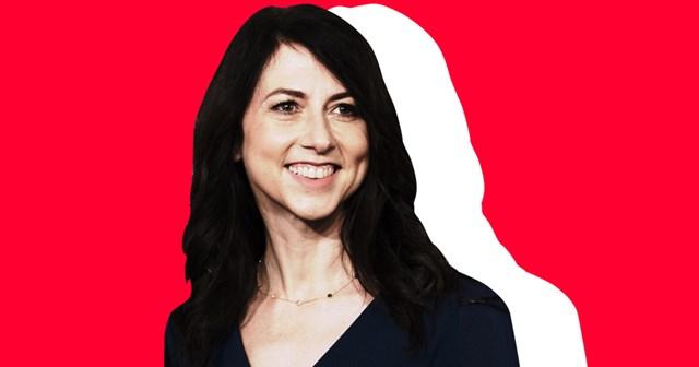 Hồ sơ tỷ phú - Kỳ 21: MacKenzie Scott - Dành cả đời để làm từ thiện, bỗng thành nữ tỷ phú giàu nhất thế giới sau khi ly hôn