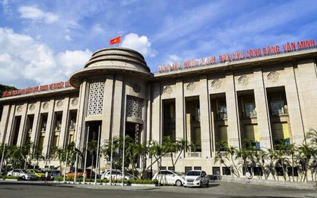 Buổi họp báo ra mắt hai cuốn sách vừa được diễn ra ở trụ sở Ngân hàng Nhà nước Việt Nam.