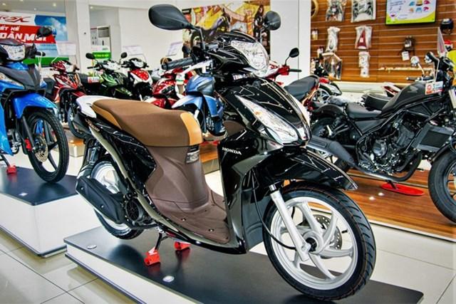 Chủ yếu bán xe máy giá chưa đến 40 triệu/chiếc, Honda vẫn thu số tiền khủng ở thị trường Việt Nam, vượt 100.000 tỷ đồng