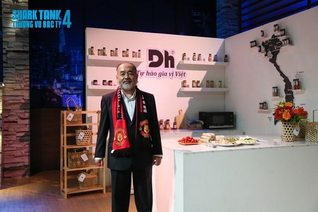 """CEO Dh Foods: """"Ông trùm gia vị Việt"""" khởi nghiệp ở tuổi 50, doanh nghiệp tăng trưởng 50% bất chấp đại dịch  - Ảnh 2"""