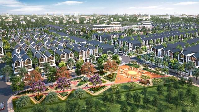 The Fusion được định vị sẽ trở thành khu biệt thự đẳng cấp, với đầy đủ tiện ích dành cho chuyên gia các khu công nghiệp ở Bà Rịa - Vũng Tàu