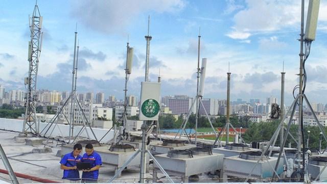 Hệ thống mạng 5G ở Trung Quốc đang dẫn đầu về số lượng trạm gốc, nhưng vẫn còn kém về chất lượng mạng.