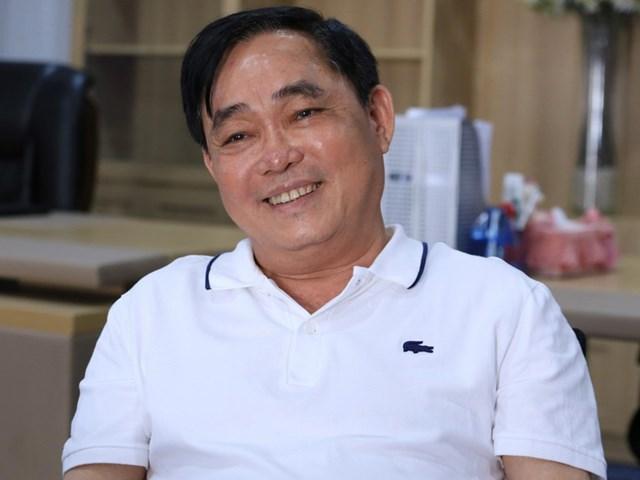 """Doanh nhân Huỳnh Uy Dũng - Dũng """"lò vôi""""."""