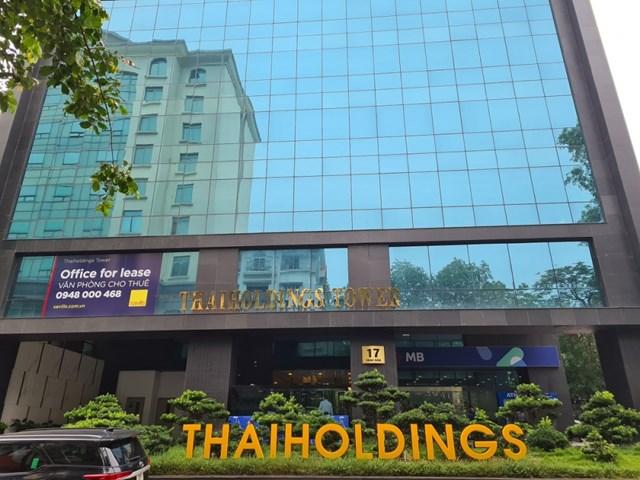 Trụ sở chính của Thaiholdings tại 210 Trần Quang Khải và 17 Tông Đản Hà Nội
