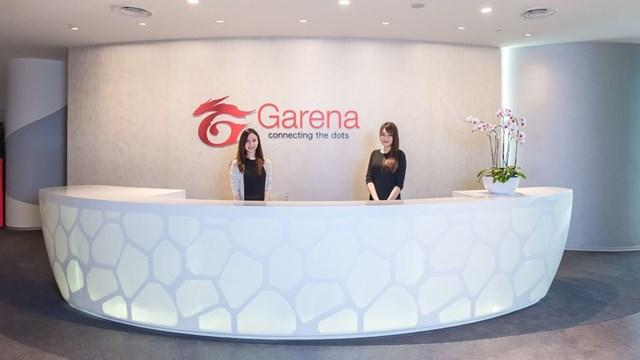Trụ sở Garena Việt Nam tại Hà Nội.