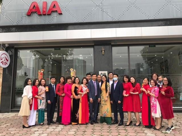Chìa khóa mở lối thành công – Cơ hội việc làm hấp dẫn tại AIA - Ảnh 3