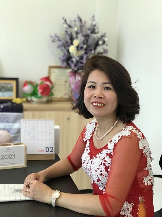 Bà Chu Thị Hương Loan