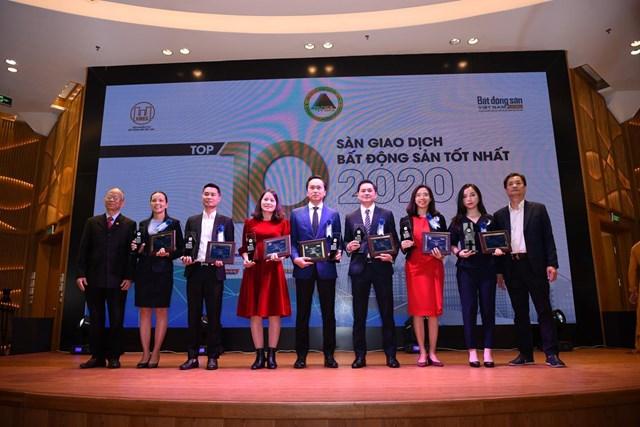 Lộc Sơn Hà 3 năm liên tiếp đạt giải Top 10 Sàn giao dịch bất động sản tốt nhất - Ảnh 3