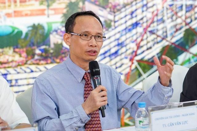 TS. Cấn Văn Lực, Chuyên gia Tài chính - Ngân hàng