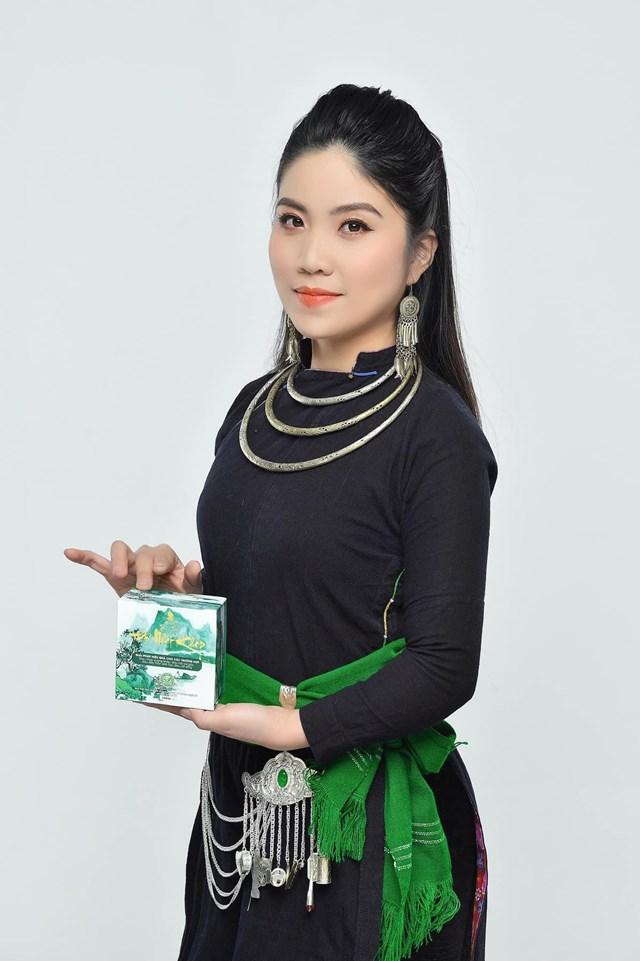 Chủ tịch Nguyễn Thị Đoan