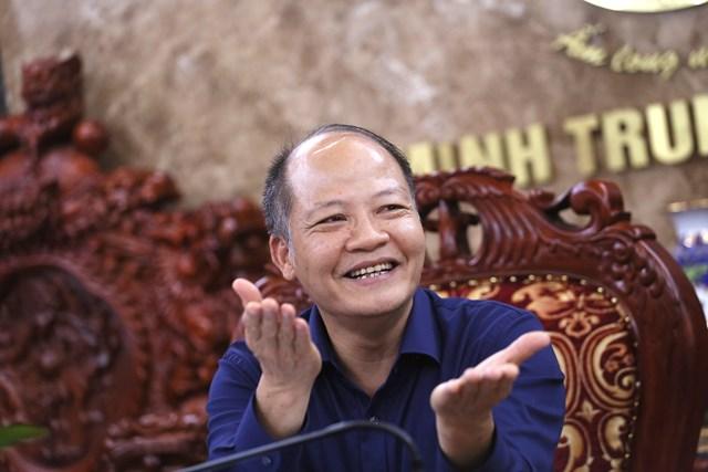 Chủ tịch HĐQT Minh Trung Group Nguyễn Đắc Minh