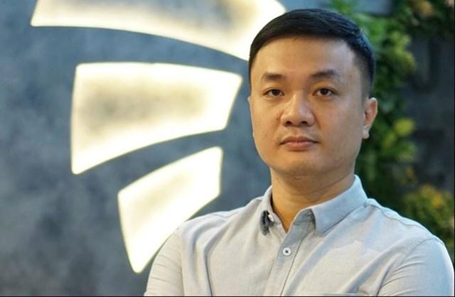 Giám đốc AppotaPay Đào Tuấn Anh.