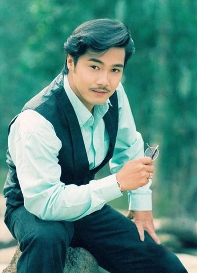 Lý Hùng là tài tử nổi tiếng của thập niên 90. Ảnh: NV.