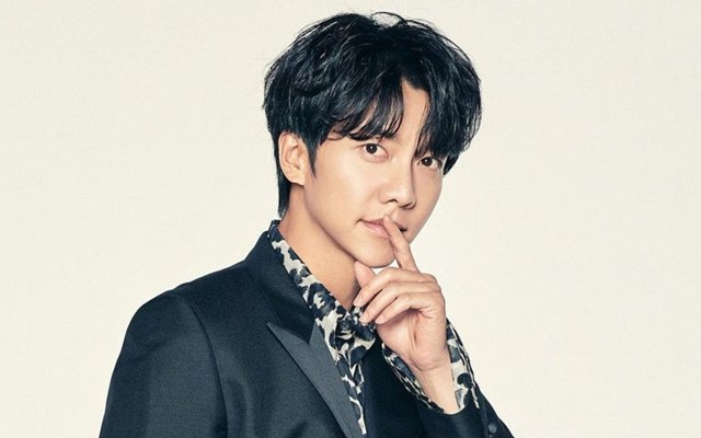 Ca sĩ - diễn viên Lee Seung Gi.