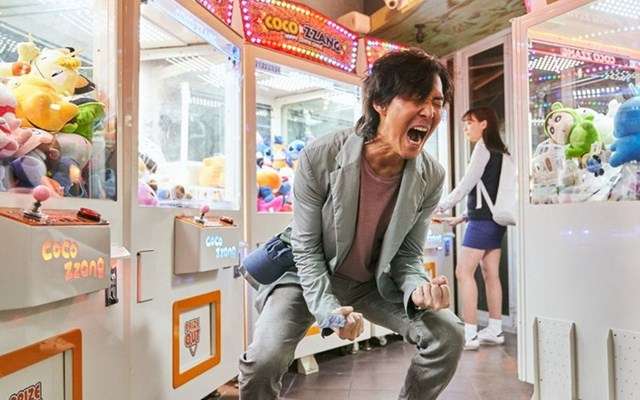 Lee Jung Jae đảm nhận vai chính của