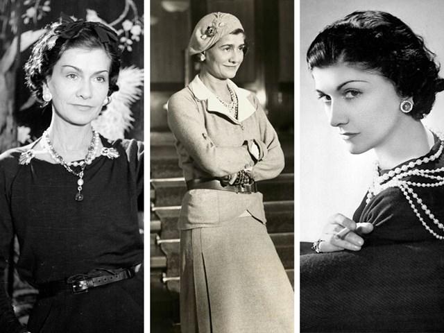 """""""Tôi không tạo ra thời trang. Tôi chính là thời trang"""" - Coco Chanel"""