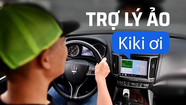 Việc sử dụng ngôn ngữ bản địa đã là một ưu thế lớn của Kiki ở thị trường Việt Nam. Ảnh: YouTube