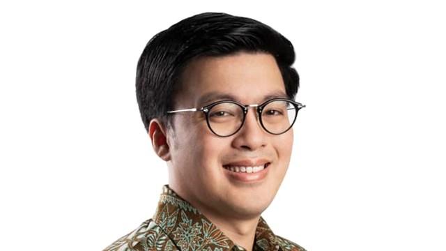 Kevin Aluwi, người đồng sáng lập kiêm Giám đốc điều hành của nền tảng gọi xe Indonesia Gojek.