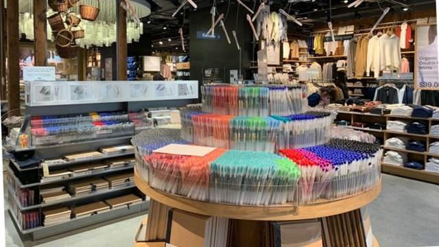 Một cửa hàng Muji ở thành phố New York