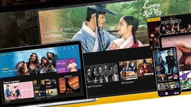 Viu hiện có nhiều người dùng đăng ký hơn cả Netflix ở khu vực Đông Nam Á