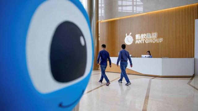 Ant Group của tỷ phú Jack Ma tăng vốn đăng ký lên 5,4 tỷ USD do chính phủ yêu cầu tái cơ cấu.