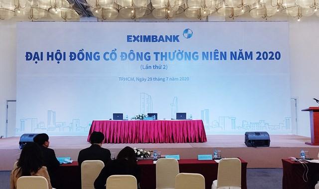 Đại hội cổ đông lần 2 Eximbank lại bất thành