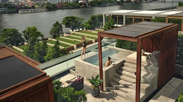 Capella Bangkok. Mặc dù Thái Lan vẫn còn đóng cửa với du khách nước ngoài, nhưng khách sạn Capella Bangkok mở cửa vào tháng 10 vẫn thu hút được khách du lịch trong nước.