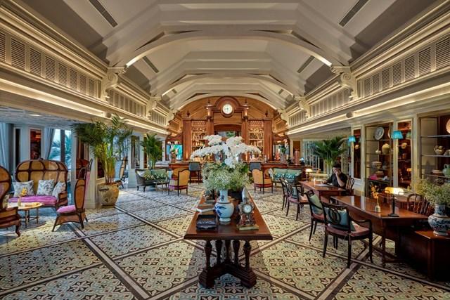 Hotel Perle d'Orient Cát Bà (Hải Phòng). Nơi đây