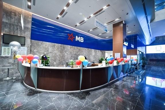 MBBank: tình hình tài chính mạnh trong 6 tháng đầu năm, tỷ lệ bao nợ xấu vượt 310% - Ảnh 1