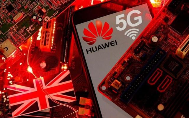 Tuy chỉ nắm 1% thị phần mạng 5G trên thế giới, Anh vẫn chọn Nhật Bản làm đối tác chiến lược. Ảnh:Reuters.