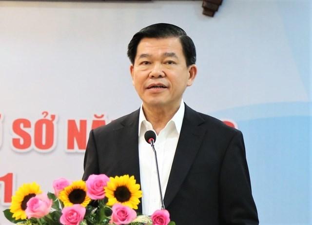 Tân Bí thư Tỉnh ủy Đồng Nai Nguyễn Hồng Lĩnh