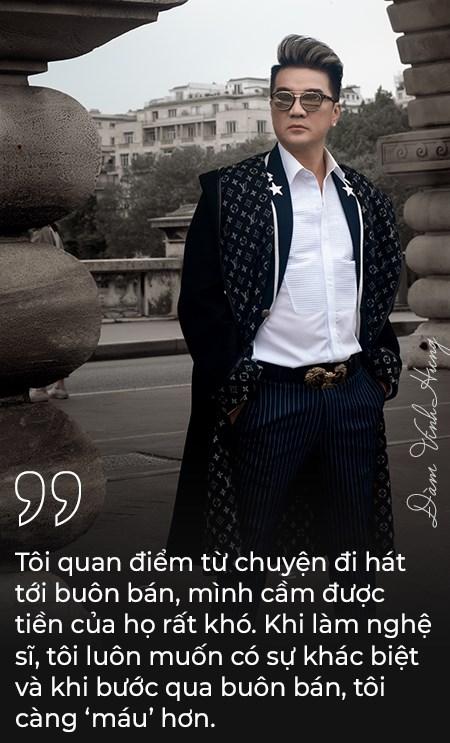 """Đàm Vĩnh Hưng: """"Ngay cả Jack Ma, Angela Baby cũng livestream bán hàng, thì tôi không thể ngồi 'rung đùi' chảnh choẹ"""" - Ảnh 6"""