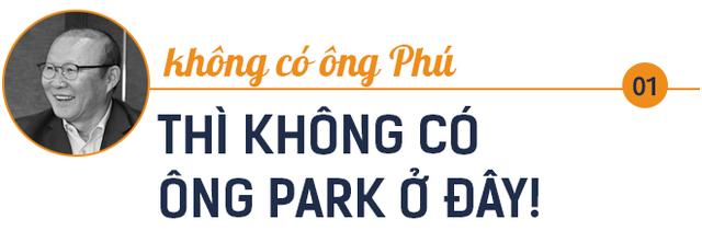 """Những """"món nợ"""" chưa bao giờ kể giữa bầu Đức, HLV Park Hang-seo, và Chủ tịch TPBank Đỗ Minh Phú - Ảnh 1"""