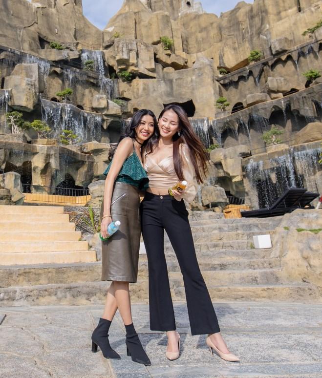 Khám phá địa điểm check-in mới của H'Hen Niê, Khánh Vân cùng loạt sao Việt - Ảnh 6