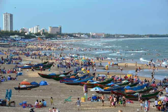 Lượng khách du lịch gia tăng, củng cố tiềm năng BĐS nghỉ dưỡng BR-VT - Ảnh 1