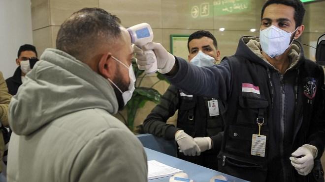 Ai Cập xác nhận ca nhiễm COVID-19 đầu tiên ở Châu Phi - Ảnh 2