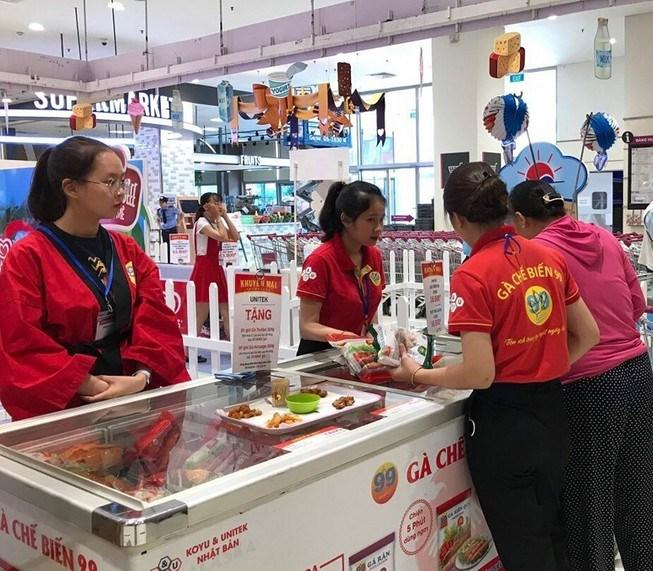 Doanh nhân Việt bán thịt gà cho 'ông trùm' đồ ăn thế giới - Ảnh 1