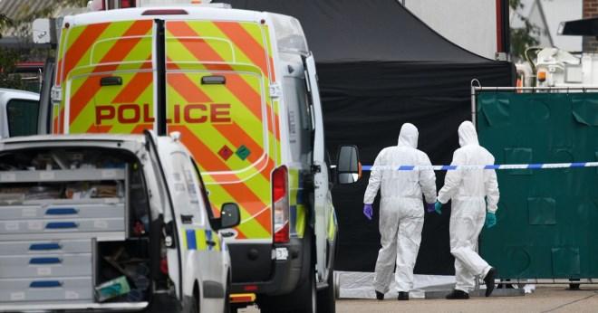 """Tràng cười đáng sợ của gã buôn người bằng xe container đến Anh: """"Đó là trò may rủi thôi"""