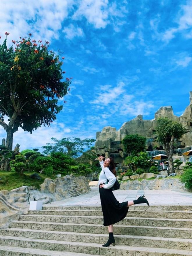 Hoa hậu Khánh Vân bật mí địa điểm nghỉ dưỡng lý tưởng - Ảnh 5