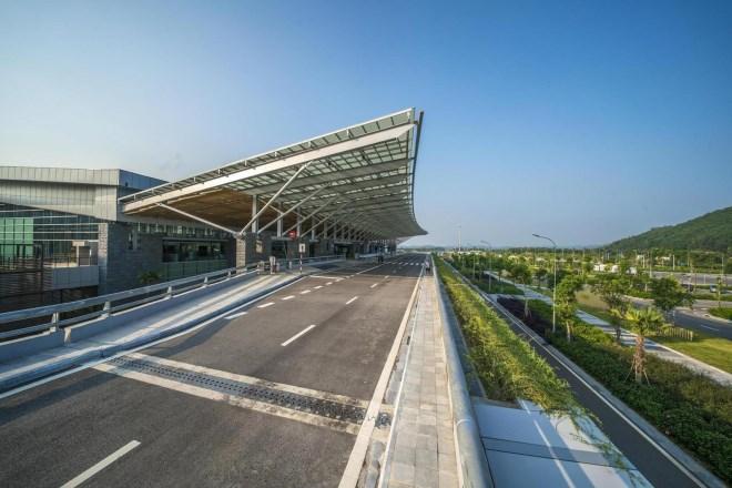 """Khám phá từng ngóc ngách """"Sân bay mới hàng đầu châu Á"""" - Ảnh 2"""