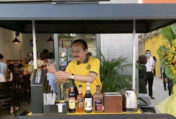 Kinh doanh chuỗi cà phê: 'khẩu vị' mới của doanh nghiệp tỷ đô la - Ảnh 1