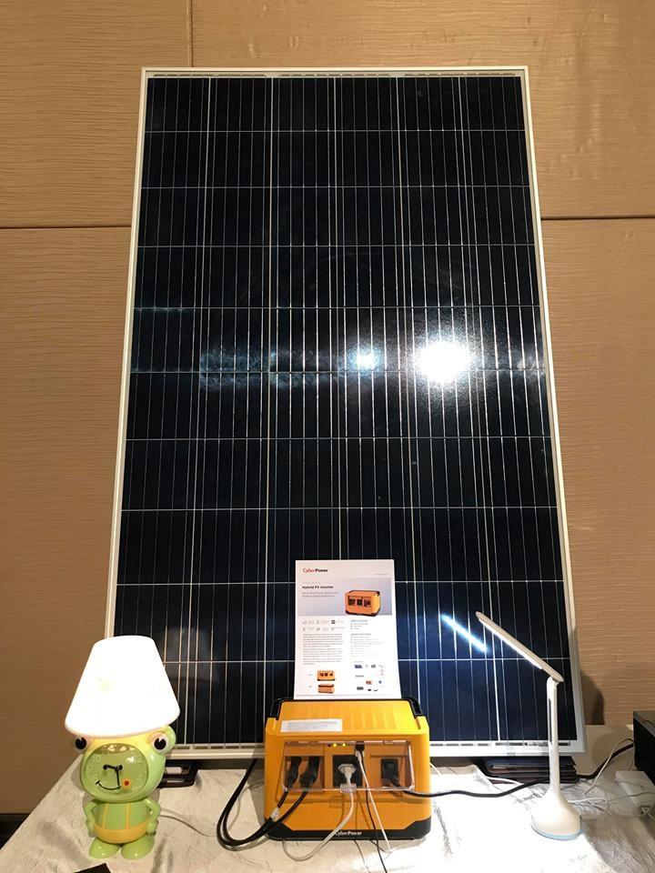 BENTA chính thức là nhà phân phối sản phẩm và giải pháp Năng lượng mặt trời của CyberPower tại Việt Nam - Ảnh 3