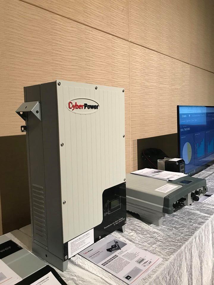 BENTA chính thức là nhà phân phối sản phẩm và giải pháp Năng lượng mặt trời của CyberPower tại Việt Nam - Ảnh 1