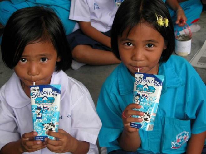 Sữa học đường - Một nỗ lực đáng ghi nhận để cải thiện thể trạng trẻ em Việt Nam - Ảnh 1