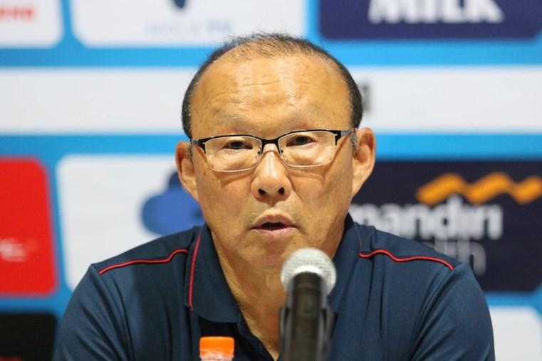 HLV Park Hang Seo nói về cú ghi bàn danh dự của Indonesia - Ảnh 1