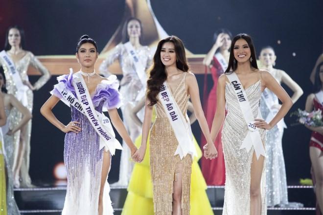 Khánh Vân ngỡ đang mơ khi đăng quang Hoa hậu Hoàn vũ Việt Nam 2019 - Ảnh 1