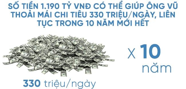 Ông Đặng Lê Nguyên Vũ nộp 1.190 tỷ không thiếu một đồng: Người thường phải tiết kiệm 1000 năm may ra mới đủ! - Ảnh 3