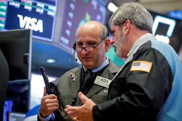 Phố Wall tăng điểm, S&P 500 sắp có quý tốt nhất kể từ năm 1998 - Ảnh 1